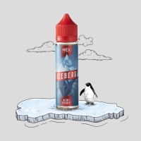 Iceberg Kiwi Berry Vape Liquid by Hexjuice