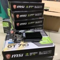 VGA MSI GT 710 2GB DDR3 LOW PROFILE