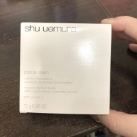 SHU UEMURA Petal Skin Cushion Foundation (Shade : 764 Med Light Beige)