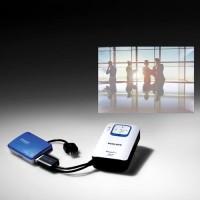 Picopix PPX2340 Traveller / Mini Projector Philips