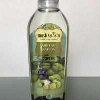 Mustika Ratu Minyak zaitun/olive oil 75 ml