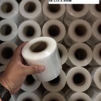 Plastik wraping strech film / palet / airpot / bagasi UK 10 x 200m