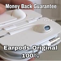 Earpods apple iphone 5 6 6+ 6s plus mac ipad ORIGINAL earphone headset