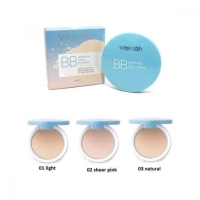 WARDAH LIGHTENING (Refill) BB Cake Powder