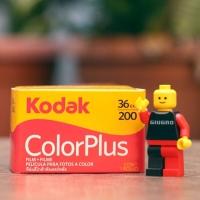 Roll Film 35mm - Kodak Colorplus 200