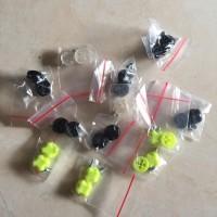 Tear Off Post Single Fungsi Polos