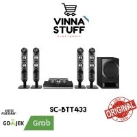 Smart Network 3D Blu-ray Disc Home Theater Sound Panasonic SC-BTT433
