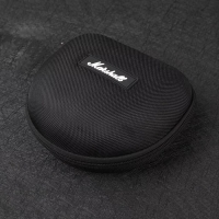 Box Marshall Major/Audio Technica/Box Headphone Earphone Warna Hitam