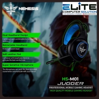Headset Gaming NYK JUGGER M01 for Mobile Gamers
