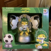 Zakumi Statue Official FIFA World Cup 2010 Product ! (RARE)