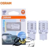 Lampu Bohlam LED OSRAM Sein tancap T20 7705 Yellow Kuning
