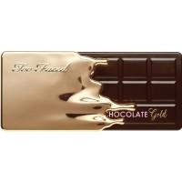 TOO FACED ORIGINAL Chocolate Gold Metallic/Matte Eyeshadow Palette