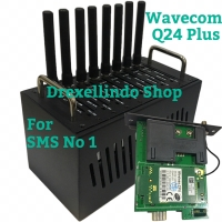 Modem Pool 8 Port USB Q24 PLUS wavecom
