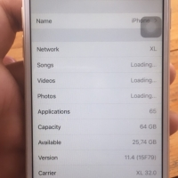 Iphone 6 64GB pre-loved