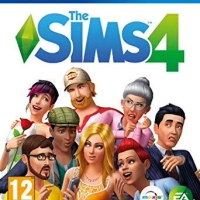 Kaset/BD PS4 The Sims 4