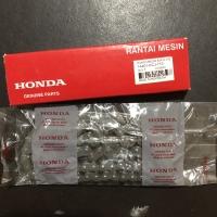 Rantai Keteng Kamprat Chain Mesin Honda Tiger Revo KCJ 92R H-102