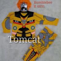 Baju Kostum Anak Bumblebee