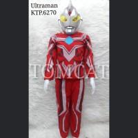 Kostum Ultraman Hero