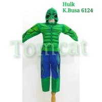 Terlaris Baju Kostum Busa Hulk Anak Laki2