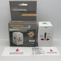 UNIVERSAL TRAVEL ADAPTOR USB FAST CHARGING CHARGER HP GOOD QUALITY