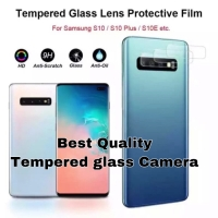 Tempered glass camera S10 S10+ Plus S10E SE lensa kamera anti gores - S10