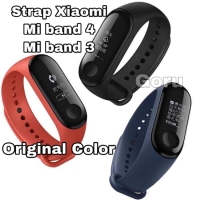 Strap xiaomi miband 3 mi band 4 Original Color sport rubber bestseller