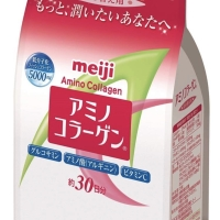 Meiji Amino collagen 30days Japan 214g Refill