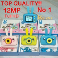 Kids camera Kamera Mini anak camera anak camera X9 12MP FULL HD 2inc - PINK