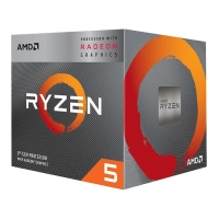 AMD RYZEN 5 3400G 4-Core 3.7 GHz (4.2 GHz Max Boost) Socket AM4 65W