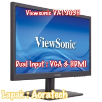 Monitor Led Viewsonic Va1903H VGA - HDMI