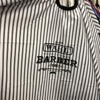 Kip Potong / Kep Potong / Kip Barber Barbershop WAHL Hitam Garis