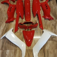Body set original rgx satria hiu