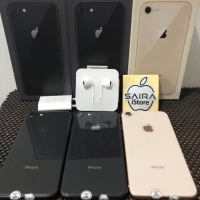 Ready iPhone 8 64GB All Colour Ex iBox Indonesia