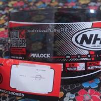 Paket Ganteng NHK GP1000 GP Pro GP Tech Visor Spoiler To Top Sticker