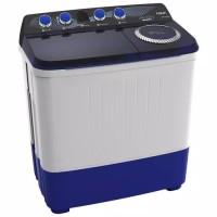 Mesin cuci Aqua 2 tabung 10 kg 1050 xt new