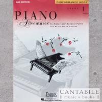 Piano Adventure Performance Book - Level 1