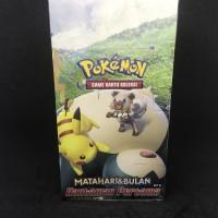 Pokemon Game Kartu Koleksi Matahari & Bulan Hantaman Pertama SET B