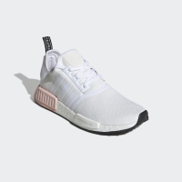 "Adidas NMD R1 ""White/Orange"""