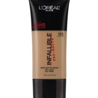 Loreal Infallible 24H Pro Matte Liquid Foundation 103 Natural Buff 30m
