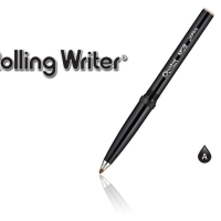 Isi Ballpoint Pentel Rolling Writer RS 3