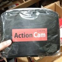 Tas Medium Action Cam - Case Bag Gopro Brica Kogan Xiaomi SJcam