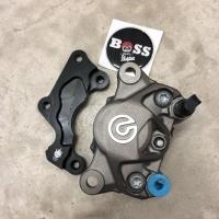Brembo 2 Piston Grey + Bracket Tony Vespa Sprint 3V ABS Prima ABS