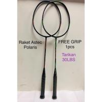 Raket Badminton ASTEC POLARIS 3100& 3000 Free Grip