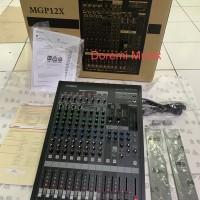 Mixer yamaha MGP 12 X original resmi YAMAHA