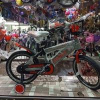Sepeda Anak BMX 16 Evergreen Logan