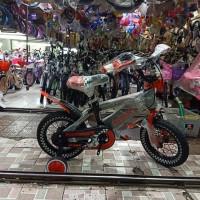 Sepeda Anak BMX 12 Evergreen Logan