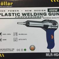 ALAT LAS PLASTIK PVC PLASTIK WELDING GUN