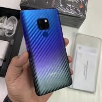 Huawei Mate 20 Bukan Pro 6/128GB Twilight Fullset Original Garansi ind