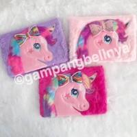 Buku diary unicorn/notebook unicorn/buku tulis unicorn/buku tulis anak
