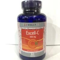 Wellness Excell-C 500mg 60 kapsul